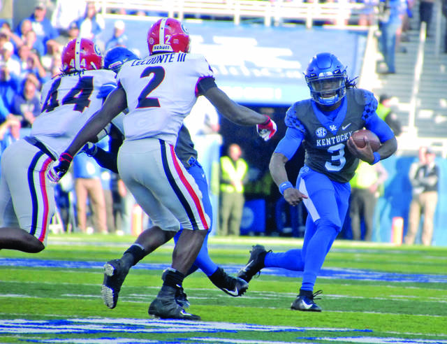 UK QB Terry Wilson is 'all-in' this season