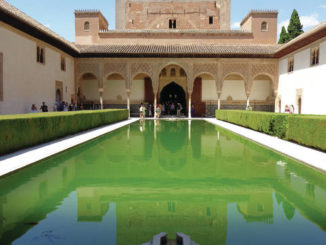 A visit to Spain's Alhambra fortress