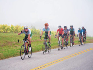 Cycling tour raises nearly $30,000 for charity