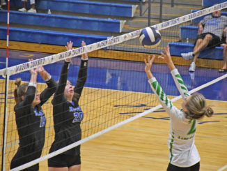 District Volleyball tourneys underway this week