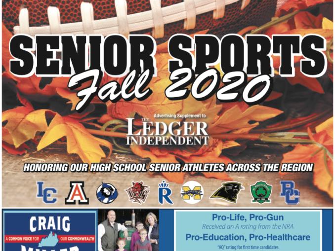 Senior Sports Fall 2020