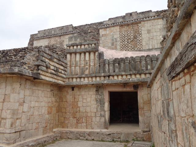 Ruins of Uxmal undeniably magnificent