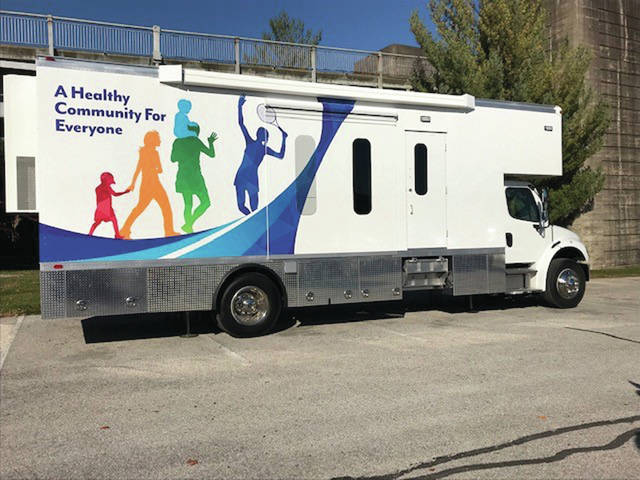 Mobile clinic will deliver healthcare