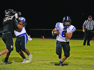 Dearing named KFCA District Player of the Year