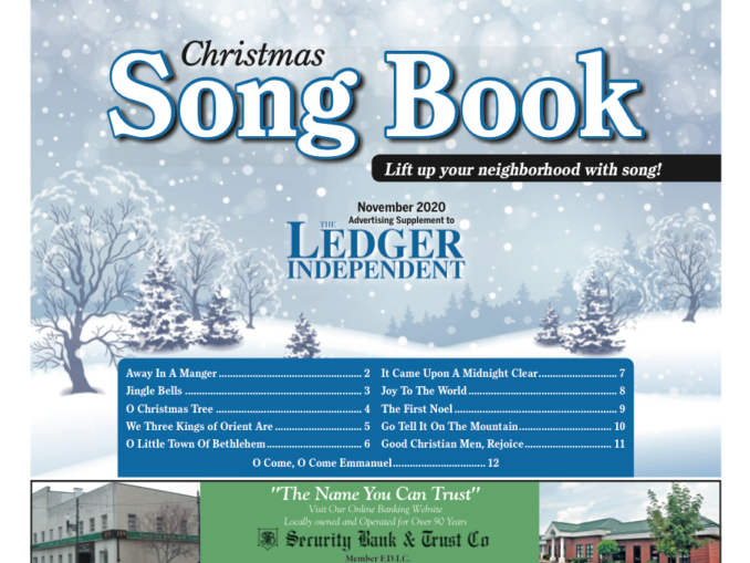 Christmas Songbook 2020