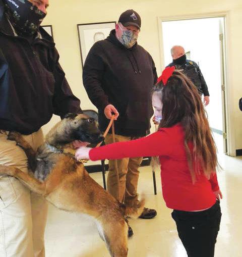 Vanceburg mayor looking to purchase drug dog
