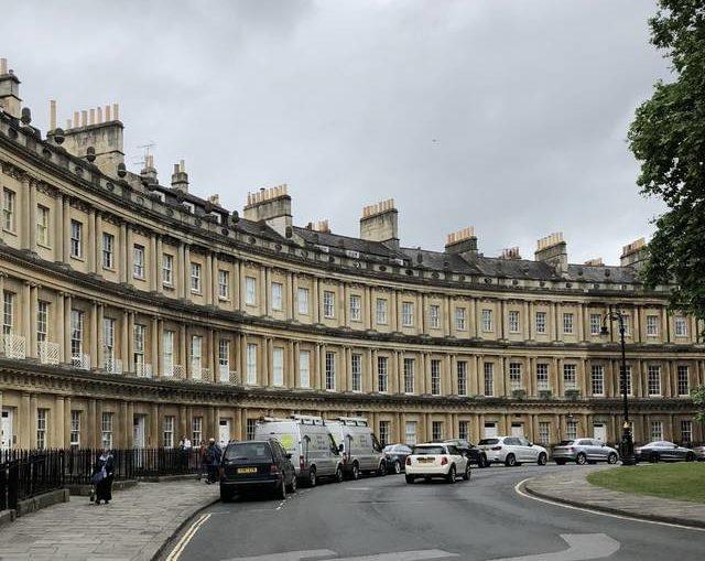 Fond memories of Bath prevail