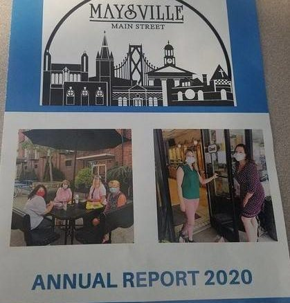 Main Street annual report.