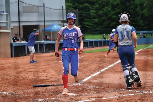 Lady Lions bats push Lewis past Wolfe County to quarterfinals