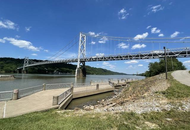 Maysville 2021-22 budget will include funds for upgrades and improvements along the city's stretch of the Ohio River.