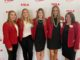 The Mason County High School FCCLA placed first and second in the nation in STAR events recently. Pictured are Kortney Poe, Sydney Lilley, Jaclyn Cropper, Emily Greenwell and Kinley Moran.