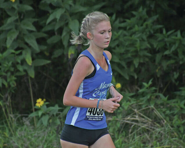 Lady Royals head to competitive region race