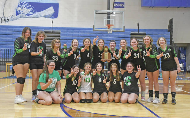 Back-to-back: Lady Saints repeat in 39th